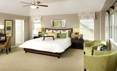Moder Master Bedroom Ideas