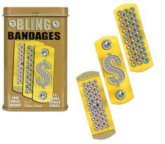 Bling bandages