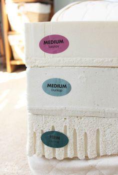A DIY Mattress?! How I Chose a Savvy Rest Mattress | Pretty Handy Girl http://www.scoop.it/t/mattress-for-side-sleepers/
