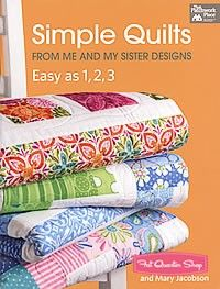 Simple Quilts Quilt Book<BR>Me and My Sister Designs - I want this book!  Only $14.99!