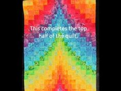 Fire within Quilt Pattern Instructions by Castilleja Cotton