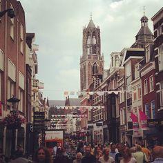 Utrecht is de grote stad die altijd klein is gebleven. Gezellig, mooi en toegankelijk.