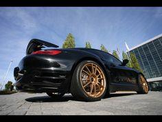 "Ultraleggera HLT 20"" on Porsche 911 Turbo RST 600 LM by Roock #OZRACING #ITECH #ULTRALEGGERA #HLT #RIM #WHEEL Porsche 911 Turbo, Oz Superturismo, Oz Ultraleggera, Brake Service, Wheel Alignment, Side, Turbo S, Cute Cars, Love Car"