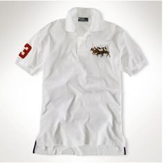 Welcome to our Ralph Lauren Outlet online store. Ralph Lauren Mens Match Polo T Shirts rl0410 on Sale. Find the best price on Ralph Lauren Polo.