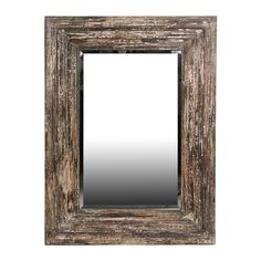 Reclaimedium Mirror - Distressed Brown - Overstock™ Shopping - Great Deals on Privilege International Mirrors