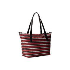 f4b462045e Cole Haan Womens Parker Striped Snake Print Shopper Handbag