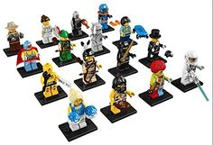 LEGO 8683 Minifigures Series 1 One Random Minifigure ** You can find more details by visiting the image link.