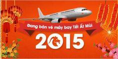 Đặt vé máy bay giá rẻ nhất Jetstar Hồ Chí Minh đi Vinh Tết Nguyên Đán Ất Mùi 2015