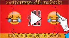 Scherzo - Regala un iPhone a natale