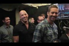 Vin and Paul Paul Walker Family, Cody Walker, Smart Men, Vin Diesel, Fast And Furious, Man Alive, New Model, Blue Eyes, Interview