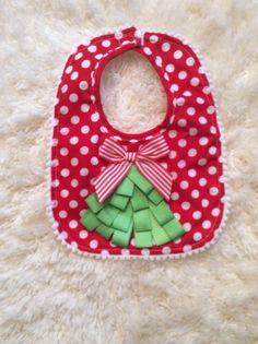 Hey, I found this really awesome Etsy listing at https://www.etsy.com/listing/255566941/christmas-baby-bib-first-christmas-bib