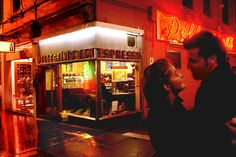 That's amore: Pellegrini's holds a special place in the hearts of many Melburnians.