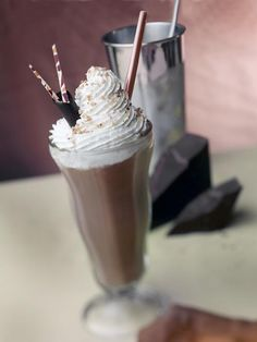 Burger Bar Milkshakes