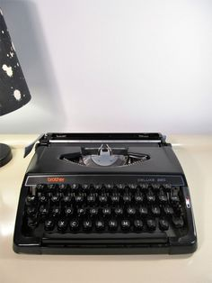 Check out this item in my Etsy shop https://www.etsy.com/listing/494251625/vintage-typewriter-typewriter-brother