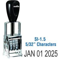 """Self Inking Date Stamp 5/32"""" Characters - Paid Stamp with Date Let Acorn Sales be your one-stop-shop for all of your stamp & marking needs. Click here to view our Self-Inking *Date Stamp *5/32"""" *Characters now!"""