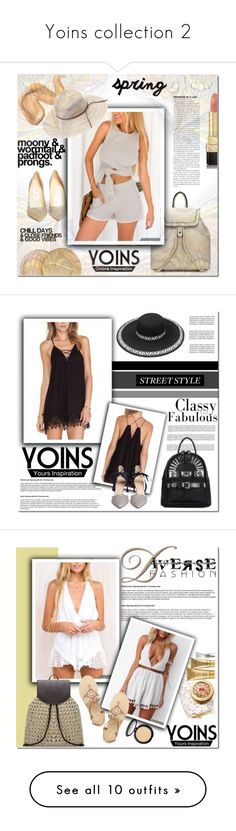 """""""Yoins collection 2"""" by angel-a-m ❤ liked on Polyvore featuring yoins, Jimmy Choo, aNYthing, Avani, Jane Iredale, Dolce&Gabbana, J.Crew, LORAC, Elizabeth Arden and Jack Rogers"""