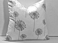 Dandelion Pillow Cover