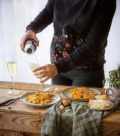 Bugnes moelleuses de mon enfance - Blog de Châtaigne Bon Weekend, Prosecco, Blog, Instagram, Sweet Potato, Wine