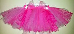 Shop for tutu on Etsy, the place to express your creativity through the buying and selling of handmade and vintage goods. Pink Tutu, Barbie, Tulle, Ballet Skirt, Creative, Handmade, Stuff To Buy, Etsy, Vintage