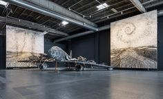 At 72 years old, Anselm Kiefer shows little sign of slowing down. The artist recently unveiled a large-scale installation of never-before-seen airplane sculptures and paintings at Copenhagen Contemporary (CC), a vast art centre – and former paper wareh...