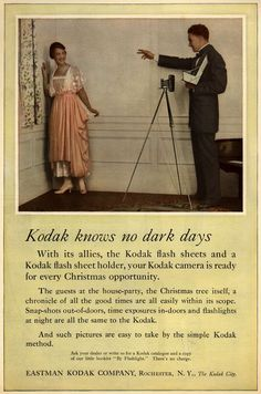 Vintage Photography/ Camera Ads of the 1910s (Page 6)