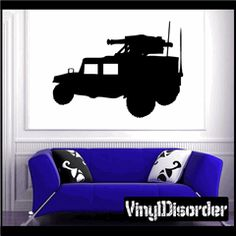 Military Wall Decals: VinylDisorder.com