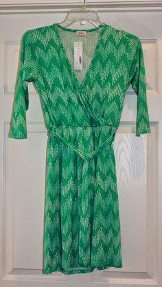 Stitch Fix #6 ~ Teacher Style ~ Ohara Faux Wrap Tie-Waist Dress from Pixley