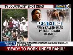 NewsX: Army called in after communal violence kills nine in UP's Muzaffarnagar