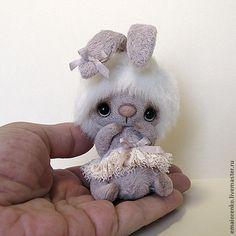 Teddy Bears handmade.  Fair Masters - handmade hare Osya.  Handmade.