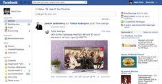 facebook-flöde
