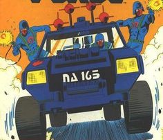 Stinger Driver - G.I. Joe Wiki - Joepedia - GI Joe, Cobra, toys