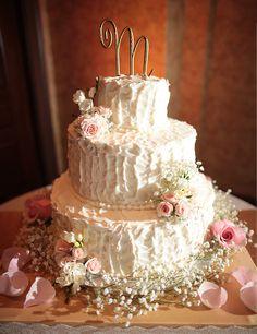 Charming Good Looking Rustic Wedding Cake Designs