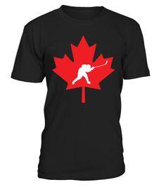 Canada Hockey 2 Hoodies  Funny Canada T-shirt, Best Canada T-shirt
