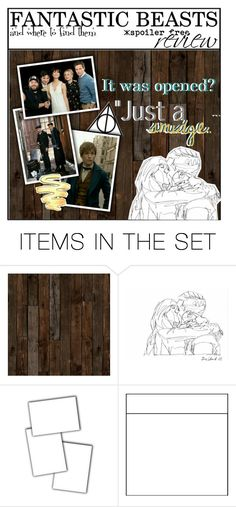 """""""*spoiler free* FANTASTIC BEASTS REVIEW"""" by ninja-potter-bright ❤ liked on Polyvore featuring art, harrypotter, magic, jkrowling, fantasticbeastsandwheretofindthem and fantasticbeasts"""
