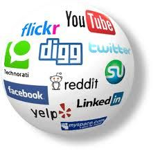Social Media Marketing - Social media marketing refers to the process of gaining website traffic or attention through social media sites.
