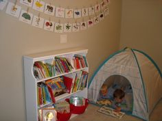 Kids Bedroom Reading Corner 30+ creative and cozy reading nooks for kids | creative, kids