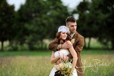 Rustic fall wedding by Lindsey Pantaleo #rusticwedding #bhldnweddinghat #fallwedding
