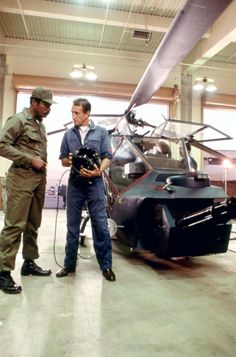 Movie Trivia, Movie Facts, Movie Tv, Spaceship Design, Military Helicopter, Action Movies, 1980s, Aviation, Simple Things