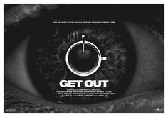 Pop Posters, Best Movie Posters, Film Posters, Get Out 2017, Youre Invited, Getting Out, Fan Art, Cool Stuff, Movies