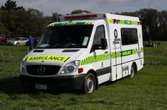 Mercedes Benz New Zealand Emergency Vehicles, Recreational Vehicles, New Zealand, Mercedes Benz, Australia, Vintage, Firemen, Ambulance, Camper