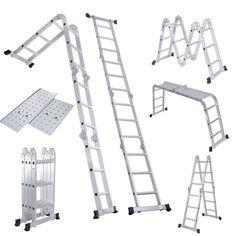 Top 13 Best Telescoping Ladders In 2019 Reviews Buyer S