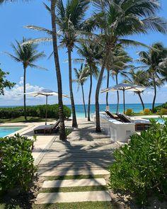This way to the beach ☀️ #temporaryoffice #homeschoolinparadise #awayfromitall Explore Travel, Tulum, Paradise, Sidewalk, Journey, Beach, Instagram, Seaside, Sidewalks