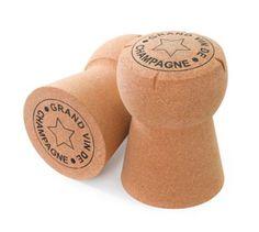 Champagne Cork stool | @giftryapp