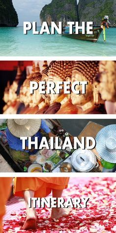 Find all of the best things to do in Thailand with this easy Thailand travel guide that will help you create the perfect Thailand itinerary.