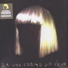 Sia - 1000 Forms Of Fear - LP - 2014 - US - Original