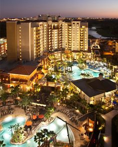 Orlando vacation options for adults
