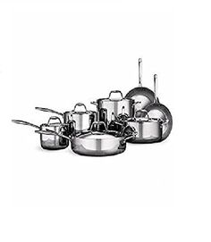 Members Mark 12Piece TriPly Clad Stainless Steel Cookware Set *** Be sure to check out this awesome product.-It is an affiliate link to Amazon.