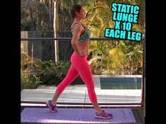 Tone your butt and thighs with this at home workout - Blog Post - Emily Skye
