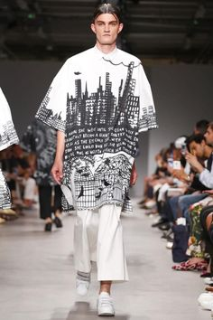 Juun J. Menswear Spring Summer 2015 Paris