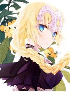 Joan of Arc (Fate/Apocrypha) Image - Zerochan Anime Image Board Kawaii Girl, Kawaii Anime, Joan Of Arc Fate, Manga Anime, Anime Art, One Punch Anime, Jeanne D'arc, Image Manga, Fate Zero